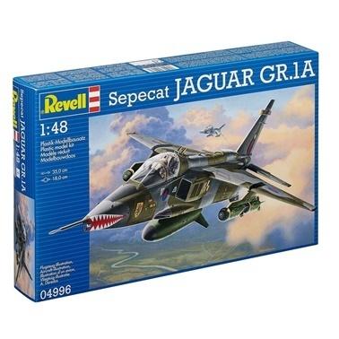 Revell Revell Maket 1:48 Jaguar GR1 Renkli